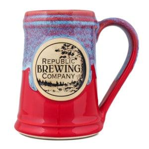 Craft Brewer Beer Tankard